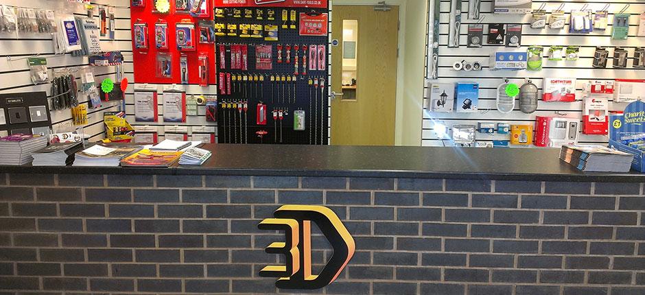 3d Electrical Supplies Ltd